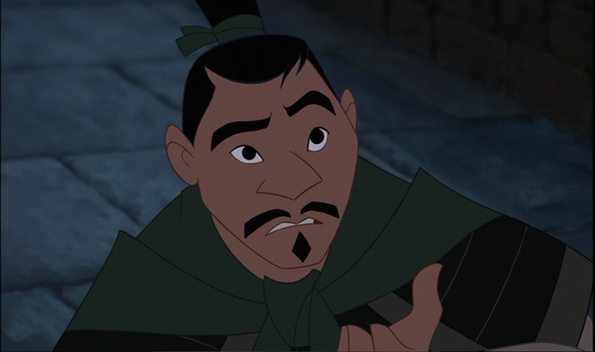 Blog Post 11b: Mulan screencaps and outline  The Open Source Vase