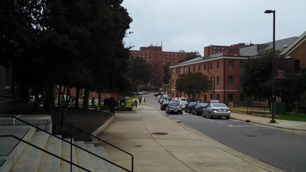 Visiting North Carolina Central University