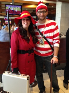 Carmen San Diego and Waldo